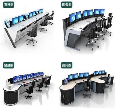 麦森特监控操作台定制组合生产